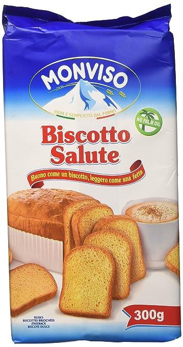 6 opinioni per Panmonviso Biscotto Della Salute Gr.300