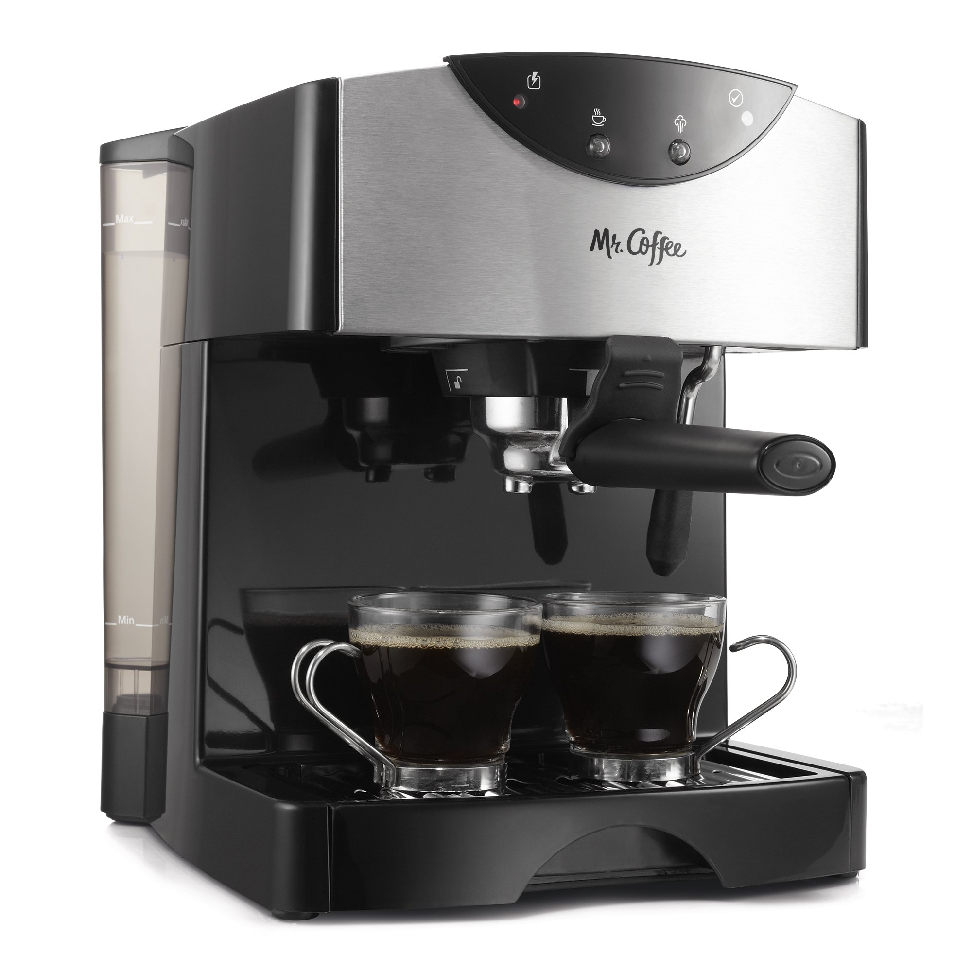 Mr. Coffee Automatic Dual Shot Espresso/Cappuccino System