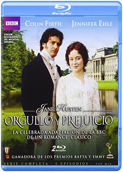 Amazon.com: Jane Austen Collection (6 Films) - 7-Disc Box Set (Northanger Abbey / Emma / Mansfield Park / Pride and Prejudice / Persuasion / Sense and ...