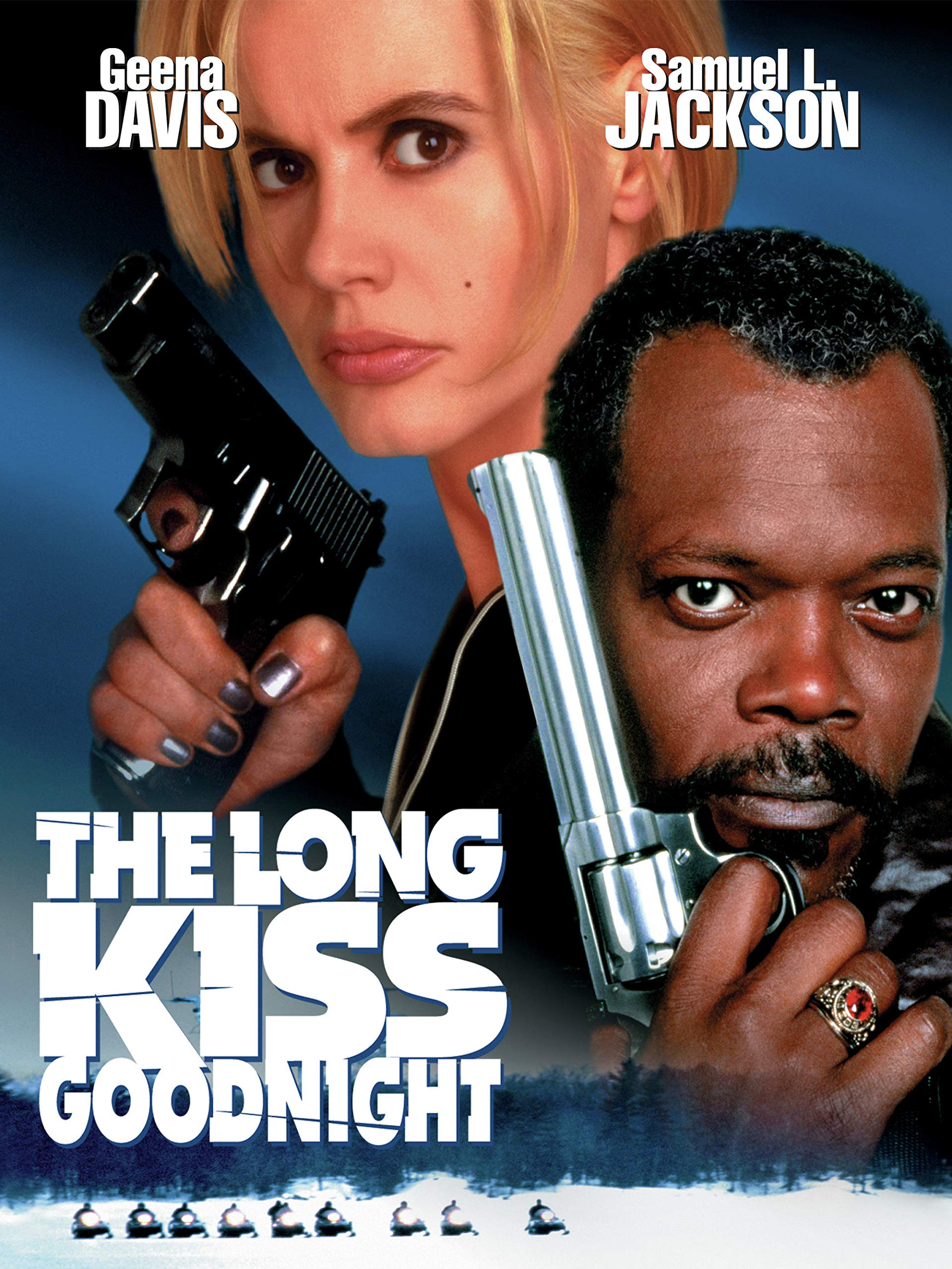 Watch The Long Kiss Goodnight | Prime Video