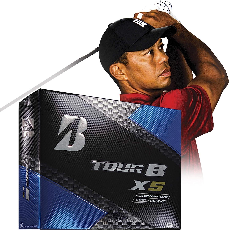 Bridgestone Golf Tour B XS Golf Balls (One Dozen)