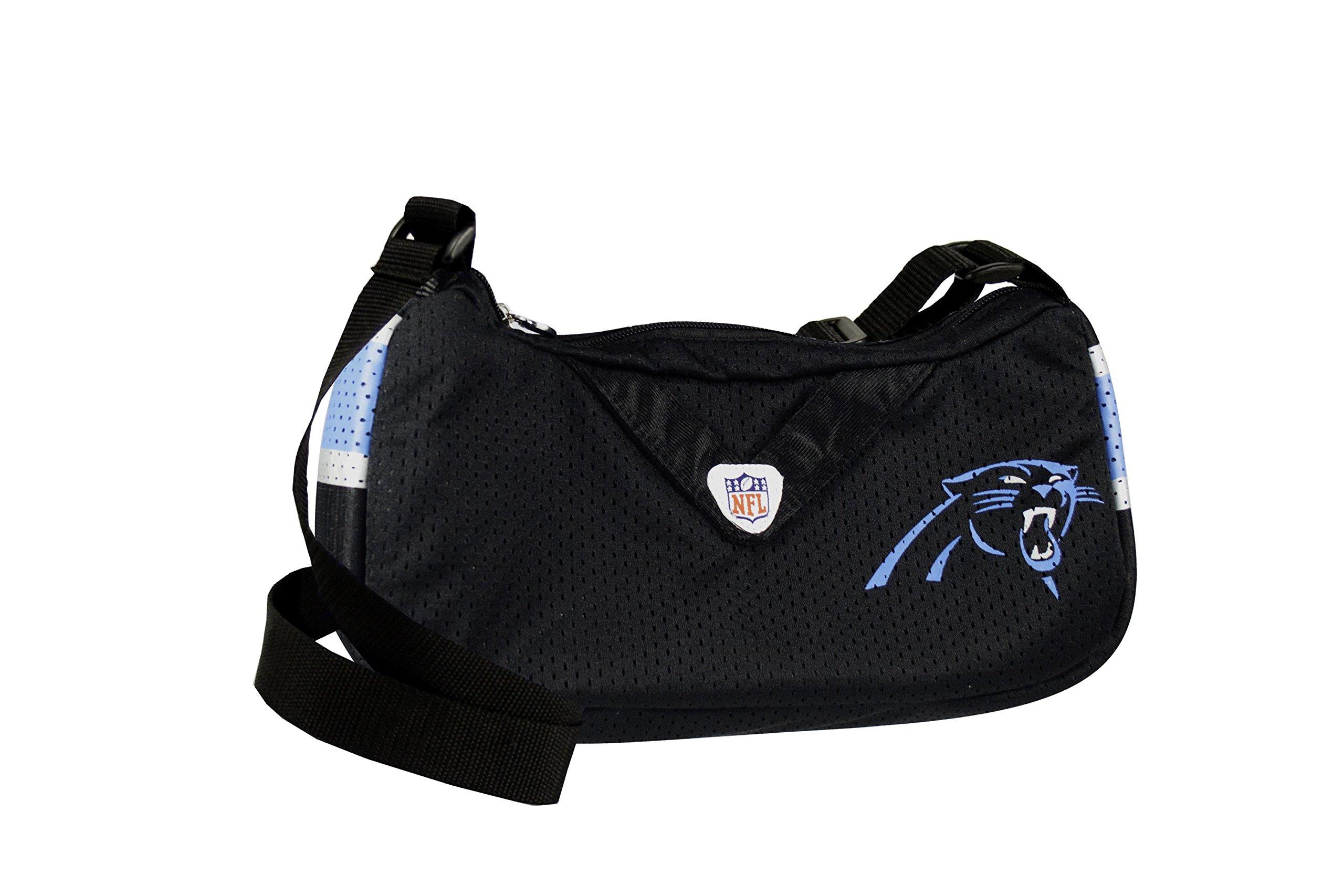 NFL Carolina Panthers Jersey Team Purse