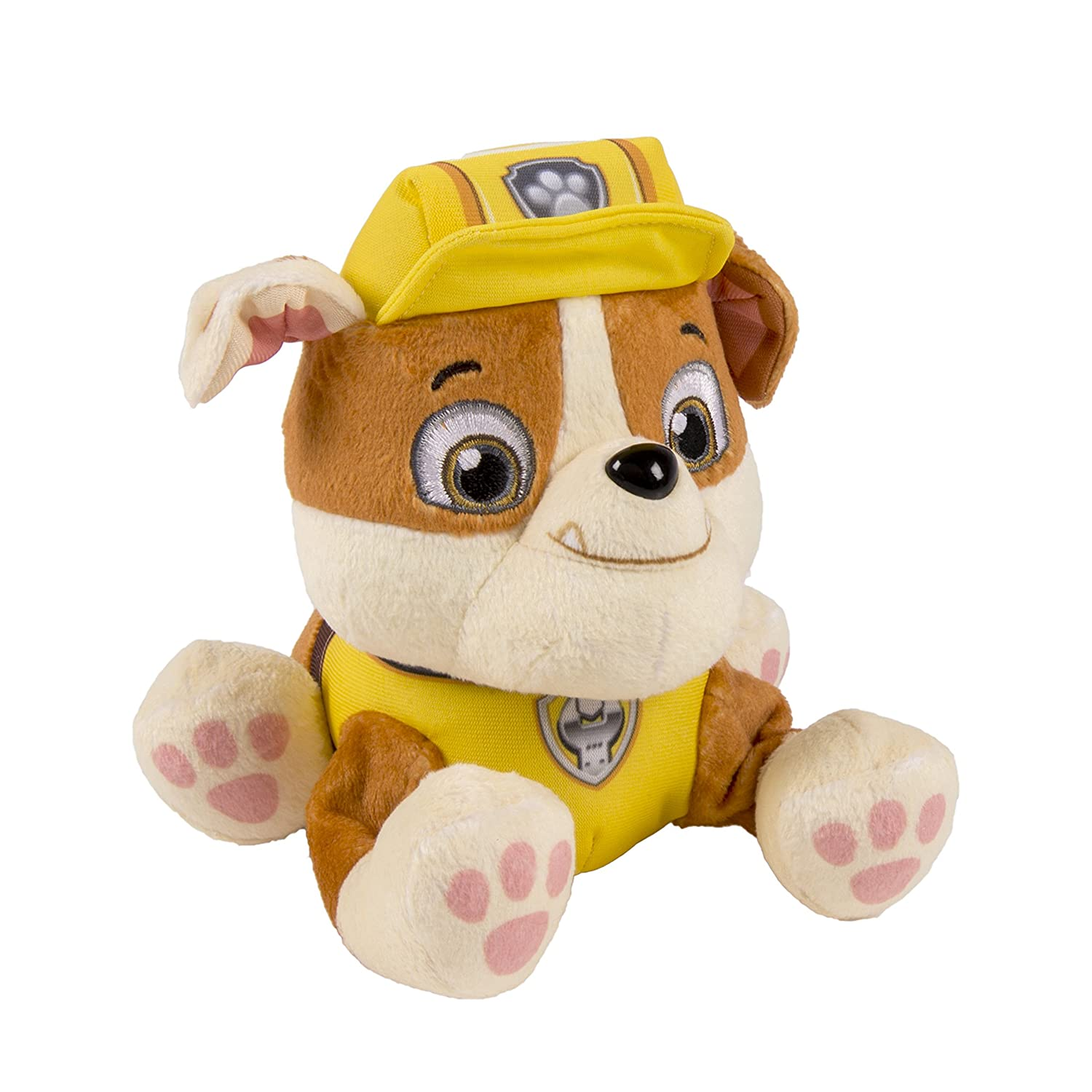 Paw Patrol Plush Pup Pals, Rubble Spin Master 20064017-6023999