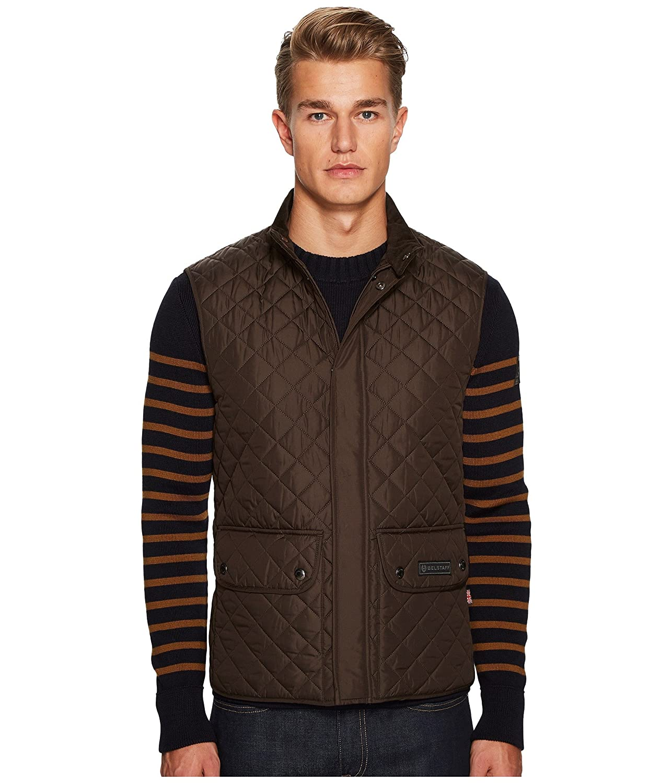 [ベルスタッフ] メンズ コート Lightweight Technical Quilted Vest [並行輸入品] B07DS3WNQ4 48_(US_Size_38)