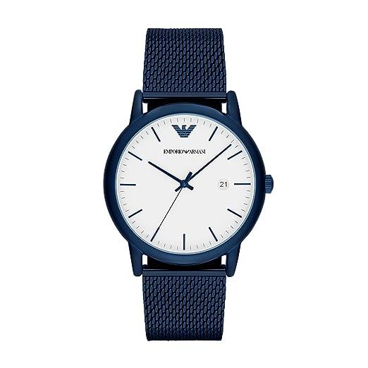 e7e1403f389c Reloj EMPORIO ARMANI - Hombre AR11025  Amazon.es  Relojes