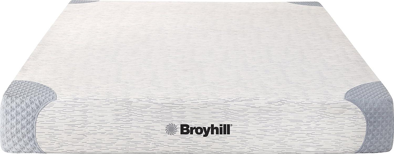 Broyhill Sensura Memory Foam Mattress with Cooling GelFlex Foam, 11 Full