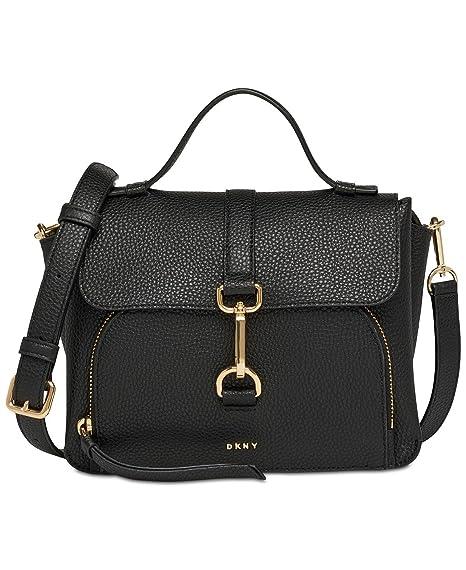 DKNY Paris Shoulder Bag black  Amazon.co.uk  Clothing 73c94a169cc95