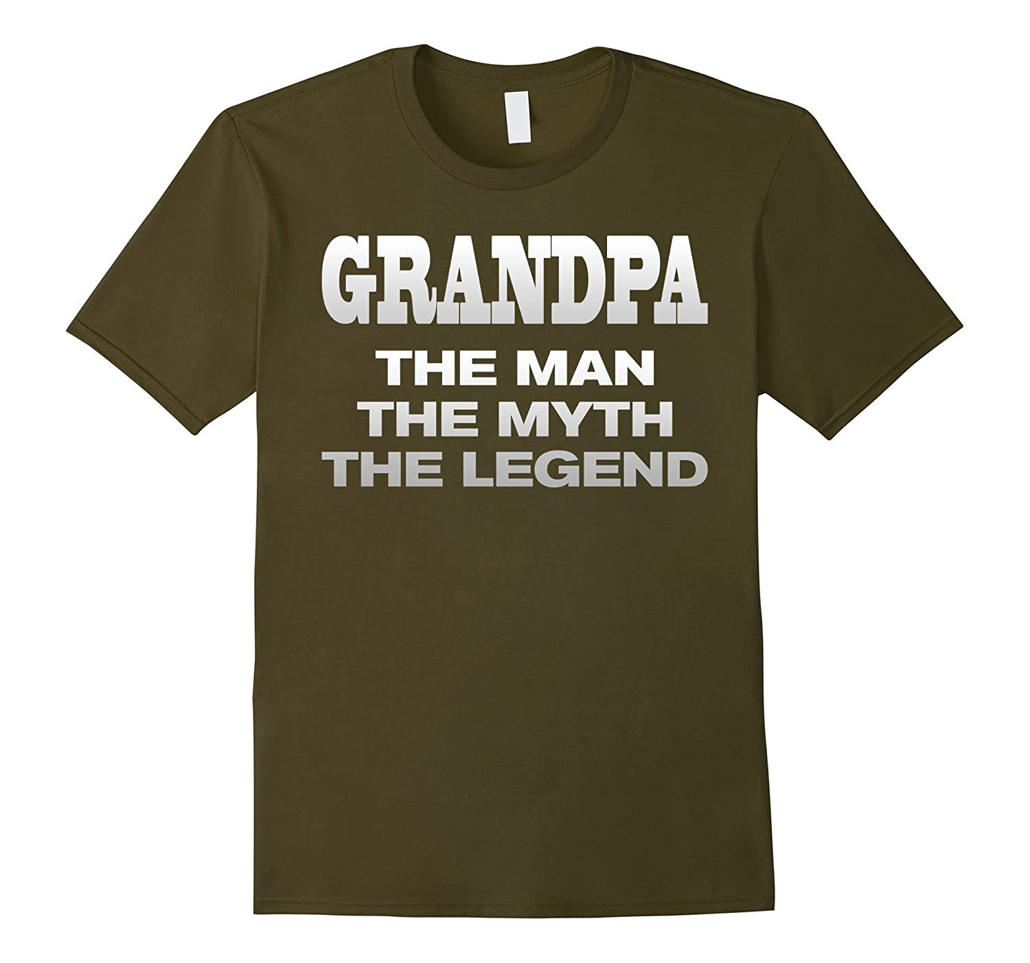 my grandfather a legend Grandpa the man the myth the legend t-shirts from spreadshirt ✓ unique  designs ✓ easy 30 day return policy ✓ shop grandpa the man the myth the.