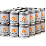 Real Flame 2101-C Gel Fuel, 24 Pack