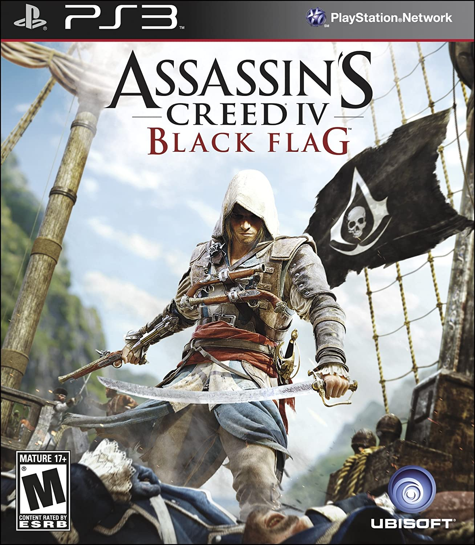 Amazon Com Assassin S Creed Iv Black Flag Playstation 3
