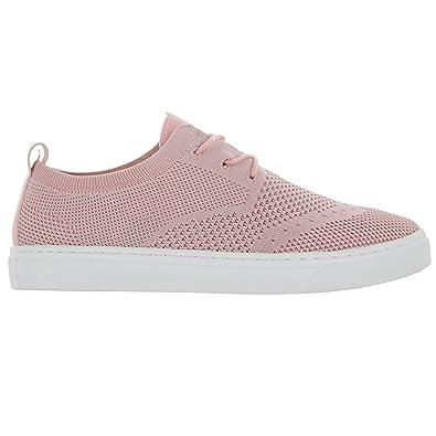 5c765e08e70f Amazon.com | VLADO Footwear Men's Venice Knit Mesh Low Top Sneaker ...
