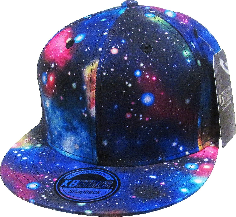 0592fc9ef KBETHOS Galaxy Snapback Dad Hat Baseball Cap