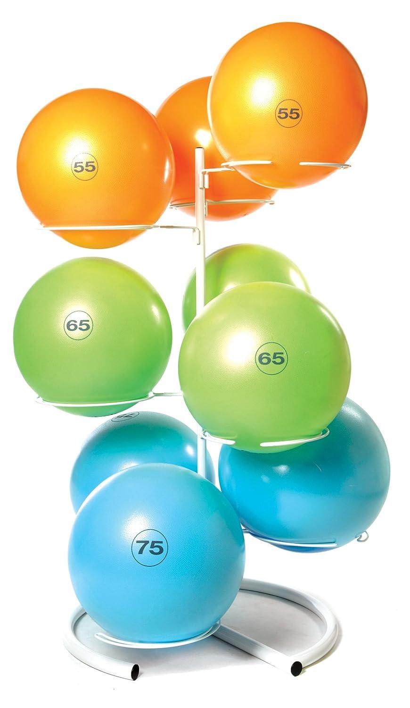 Reebok silber 9er Gymnastikball Ablage - silber Reebok d18468