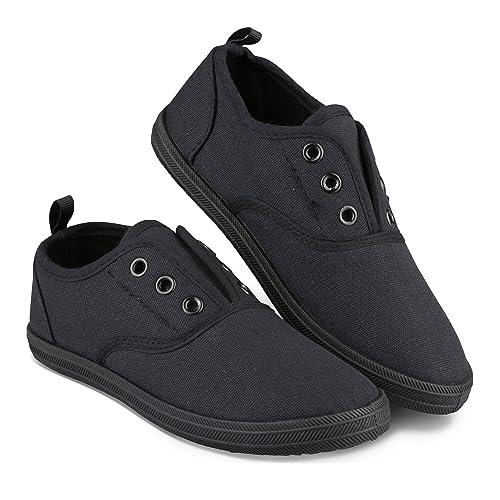 Chillipop Slip-On Laceless Fashion Sneakers - 8fe627f91eb6f