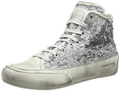 argentoEu Candice wanda Plus bord Damen SneakerSilber Cooper 38 thQrsd
