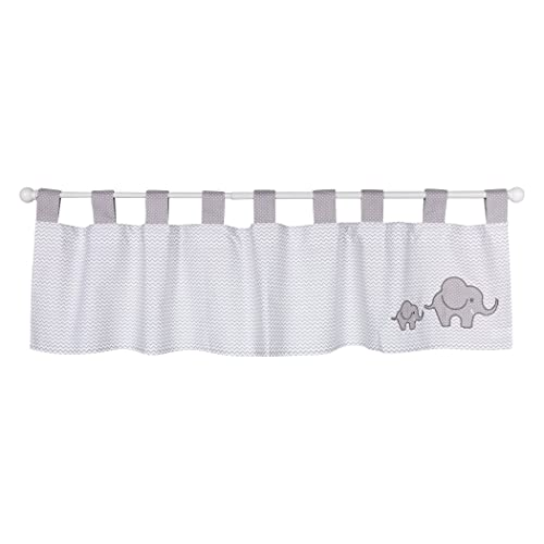 Safari Chevron Window Valance