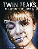 twin peaks - i segreti di twin peaks - serie completa - season 01-02 (10 blu-ray) box set Blu-ray Italian Import
