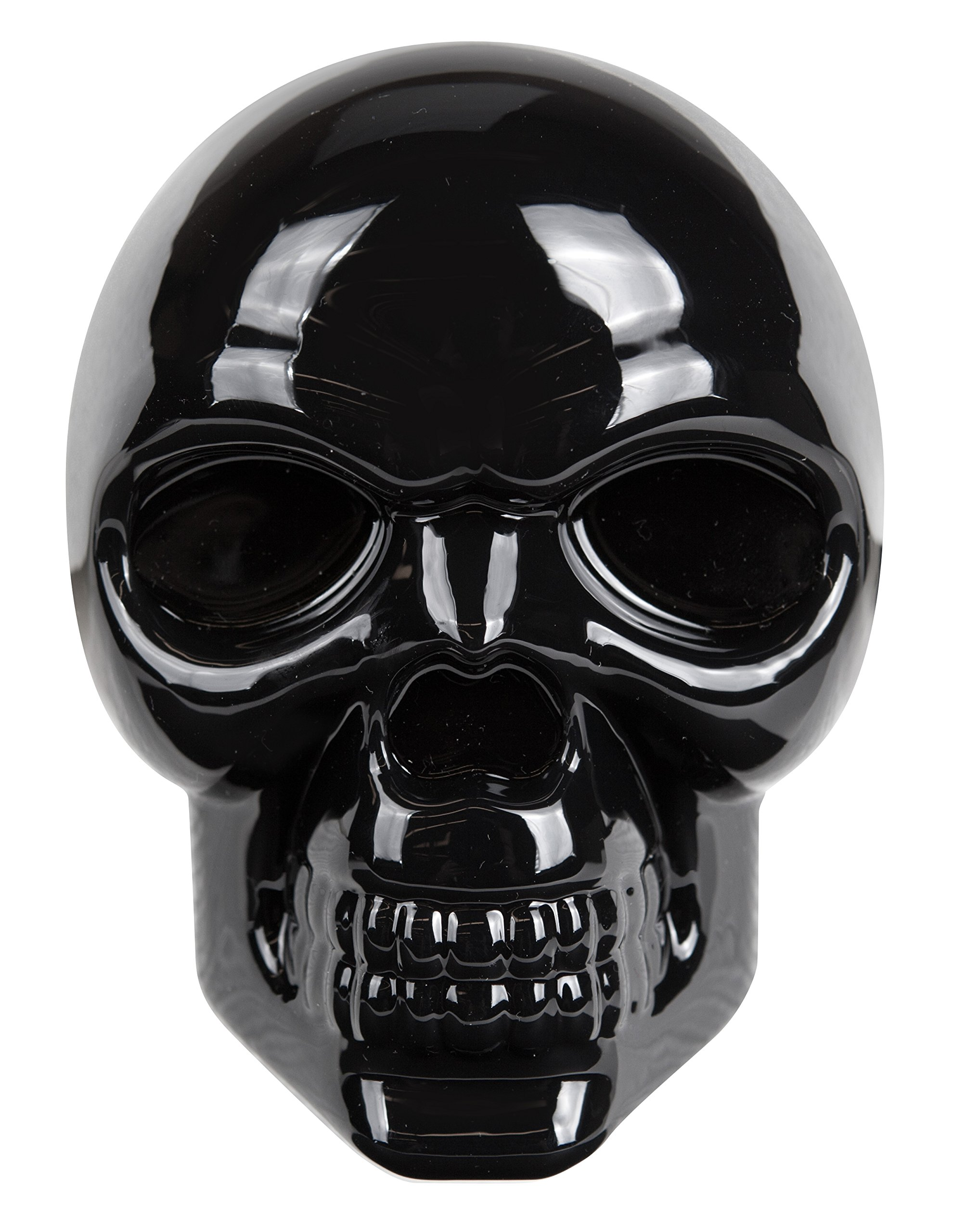 Reese Towpower 86529 Black Finish Skull Lighted Hitch Cover