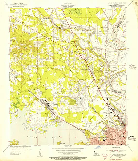 7.5 X 7.5 Minute 1969 Historical YellowMaps Kipton OH topo map Updated 1986 1:24000 Scale 27 x 22.1 in
