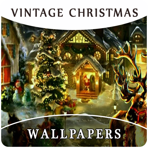 Vintage Christmas Wallpapers And Background (Christmas Vintage Photographs Of)