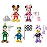 Imc Toys 182486 - Preescolar Pack 5 Roadster Racers Mickey , Modelos/colores Surtidos, 1 Unidad