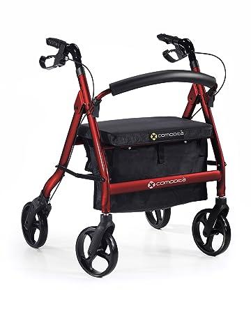 Amazon.com: comodità Spazio extra ancha Heavy-Duty Rolling ...