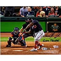"""$97 » Howie Kendrick Washington Nationals 2019 World Series Champions Autographed 8"""" x 10"""" Game 7…"""