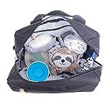 JuJuBe Diaper Bag Backpack + Messenger Bag