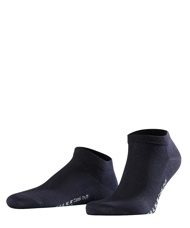 Dark Navy 6370 FALKE Cool 24//7 Sneaker Socquettes Homme Bleu 45//46 Taille fabricant:45-46