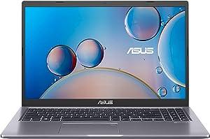 "ASUS VivoBook 15 F515 Thin and Light Laptop, 15.6"" FHD Display, Intel Core i3-1005G1 Processor, 4GB DDR4 RAM, 128GB PCIe SSD, Fingerprint Reader, Windows 10 Home in S Mode, Slate Grey, F515JA-AH31"