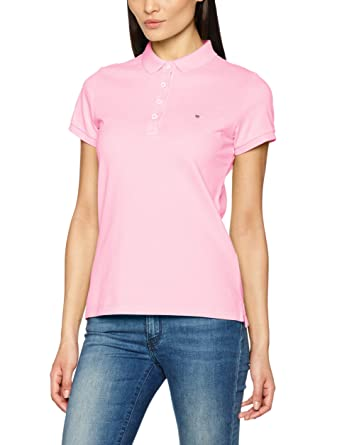 Gant The Original Pique Polo, Rojo (California Pink 637), Medium ...