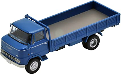 Tomica Limited Vintage Neo LV-80b Nissan 3.5 tons track blue