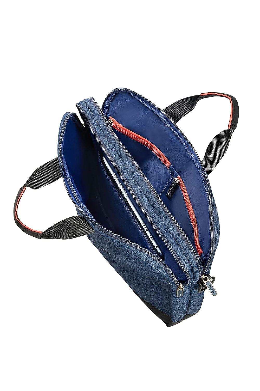 Azul Jeans American Tourister Sonicsurfer Lifestyle Laptop Bag 15.6\ Malet/ín 15 l 44 cm