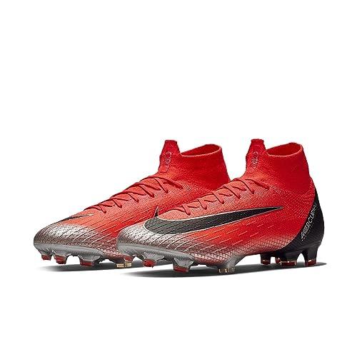 Nike Superfly 6 Elite Cr7 AG Pro Hombre Botas de Futbol Aj3546 Soccer Cleats: Amazon.es: Zapatos y complementos