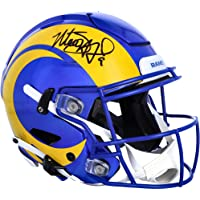 $1099 » Matthew Stafford Los Angeles Rams Autographed Riddell Speed Flex Authentic Helmet - Autographed NFL Helmets