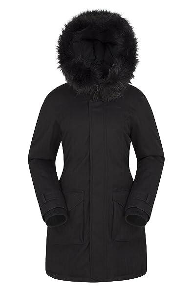 Amazon.com: Mountain Warehouse Aurora Women's Down Jacket ...