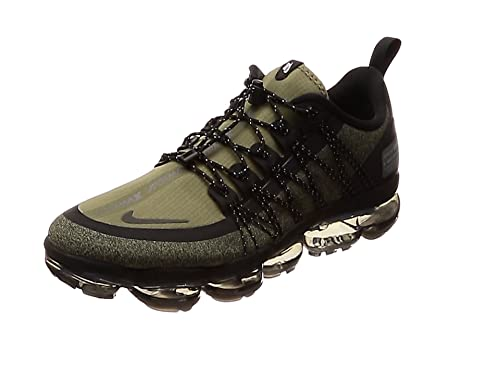on sale 38b66 a6ddf Nike Men's Air Vapormax Run Utility, Medium Olive/Reflect ...