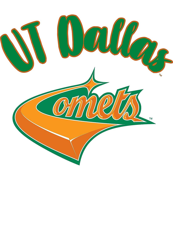 NCAA UT Dallas Comets RYLUTD02 Mens Long Sleeve Jersey Henley