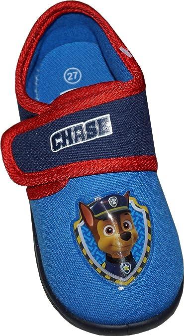 Paw Patrol Chaussette Chausson Pantoufle Pat Patrouille 23//24-25//26-27//28 ou 29//30 2 Coloris aux Choix P