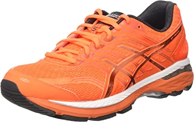 Asics GT 2000-5, Zapatillas de Running para Hombre, Naranja (Shocking Orange/Dark Grey/Spicy Orange), 48.5 EU: Amazon.es: Zapatos y complementos