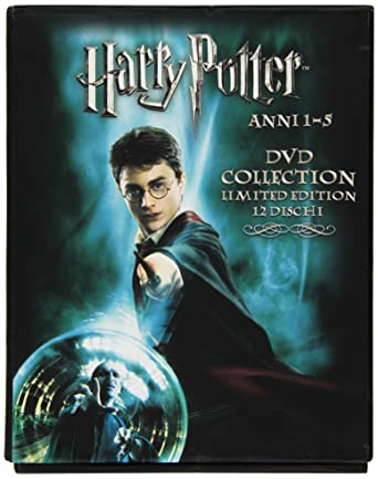 Harry Potter Ultimate Collection anni 1-5 5 film Special Edition ...