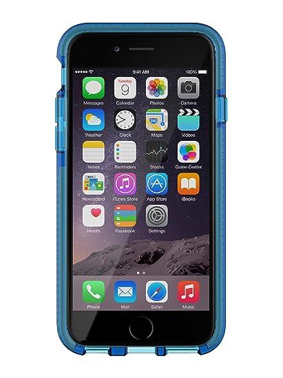 official photos a27b8 79502 Tech21 Evo Mesh for iPhone 6/6S - Blue/Grey