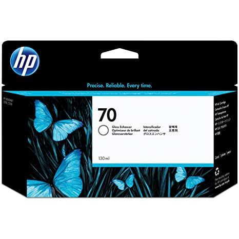 Amazon.com: HP c9459 a HP 70 cartucho de tinta, 130 ml ...