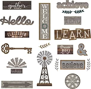Teacher Created Resources Home Sweet Classroom Wall Decor (TCR8819)