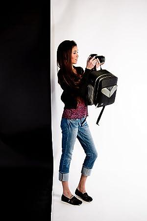 D80 Sparta Travel Nylon Backpack Bag D900 DSLR Camera D9 Green, Black D800e D90 for Nikon D8 D800