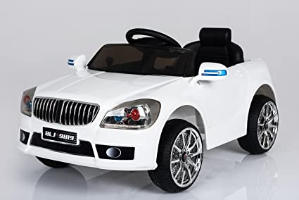 Buy Pa Toys Car For Kids 5 Series 2 6 Years White Online At