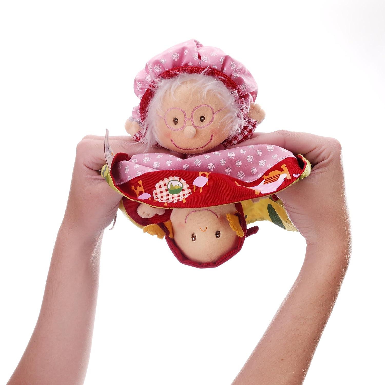 Lilliputiens 86158 - Marionetas diseño Caperucita Roja: Amazon.es: Juguetes  y juegos