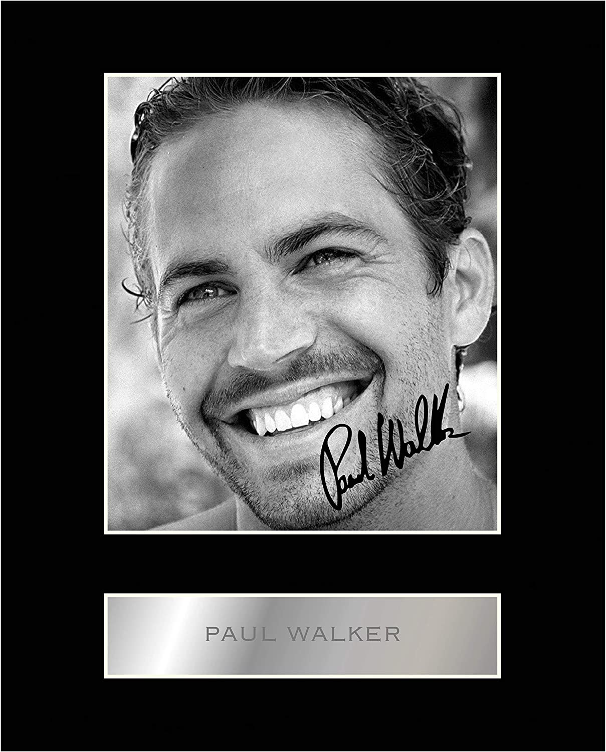 Paul Walker Poster 24in x36in