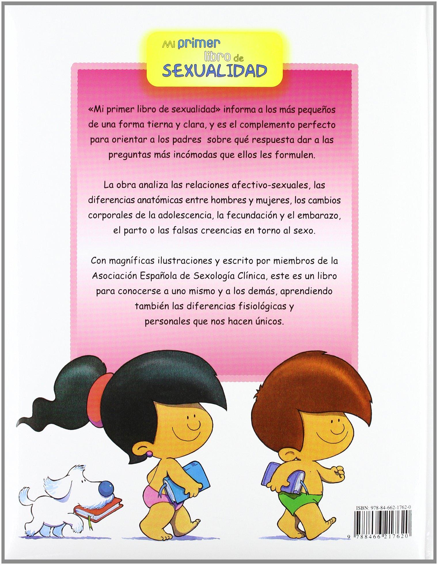Mi Primer Libro de Sexualidad (Sexualidad Infantil): Amazon.es ...