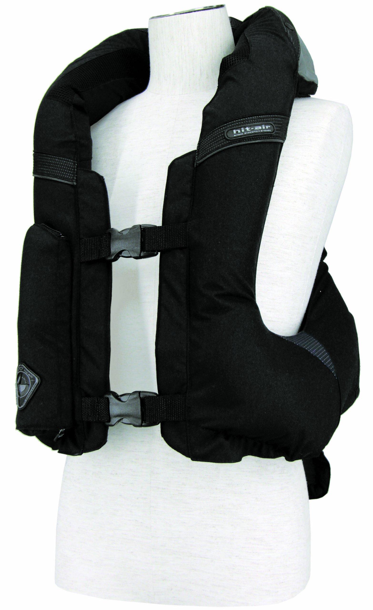 Hit-Air inflatable Vest ''MLV-C'' in Black Size M